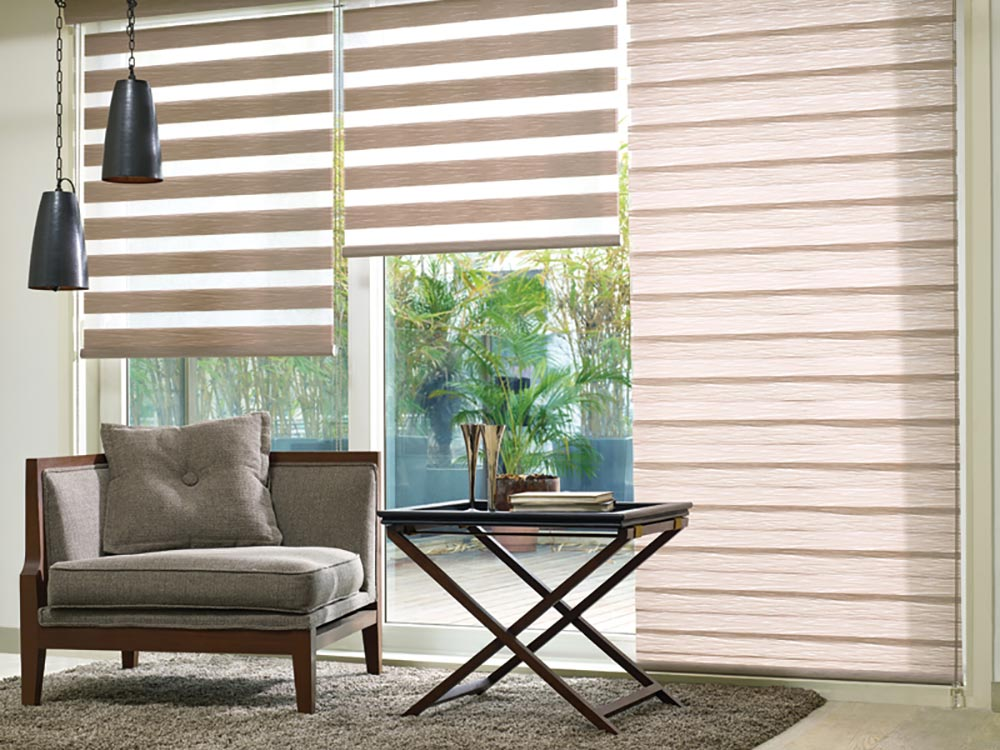 installed shades blinds window paper double temporary temposhade