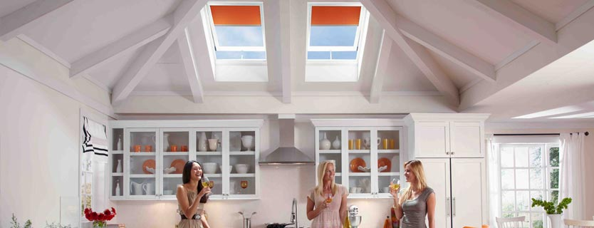 Bolton Blinds Skylight Window Blinds From Bolton Blinds