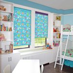 Balloons-Roller-Blinds
