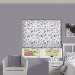 Blossom-Lilac-Roman-Blind