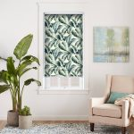 Zoo-Leaves-Roller-Blind